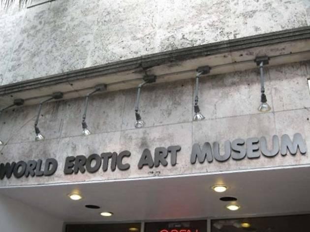 World Erotic Art Museum