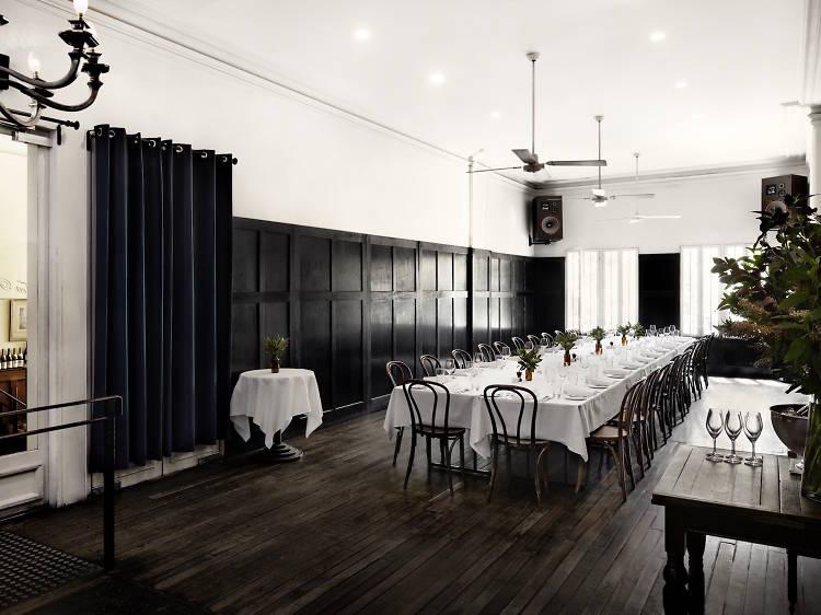 The Tea Room at the European