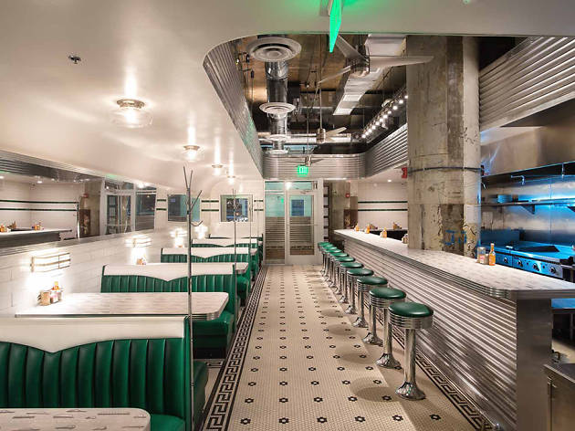 Best Diners In Dc From Luncheonettes To Greasy Spoons
