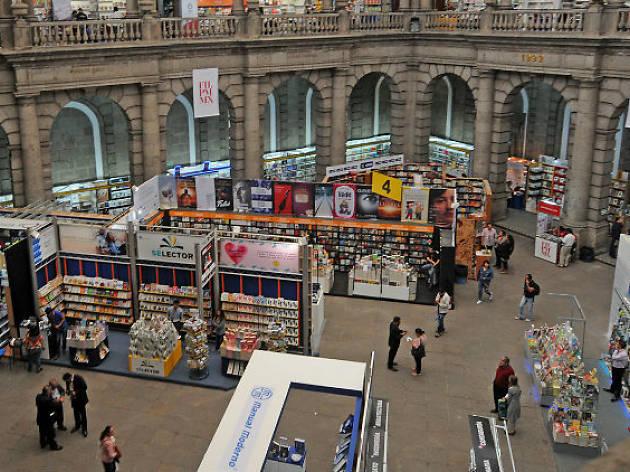 Feria Internacional del Libro del Palacio de Minería