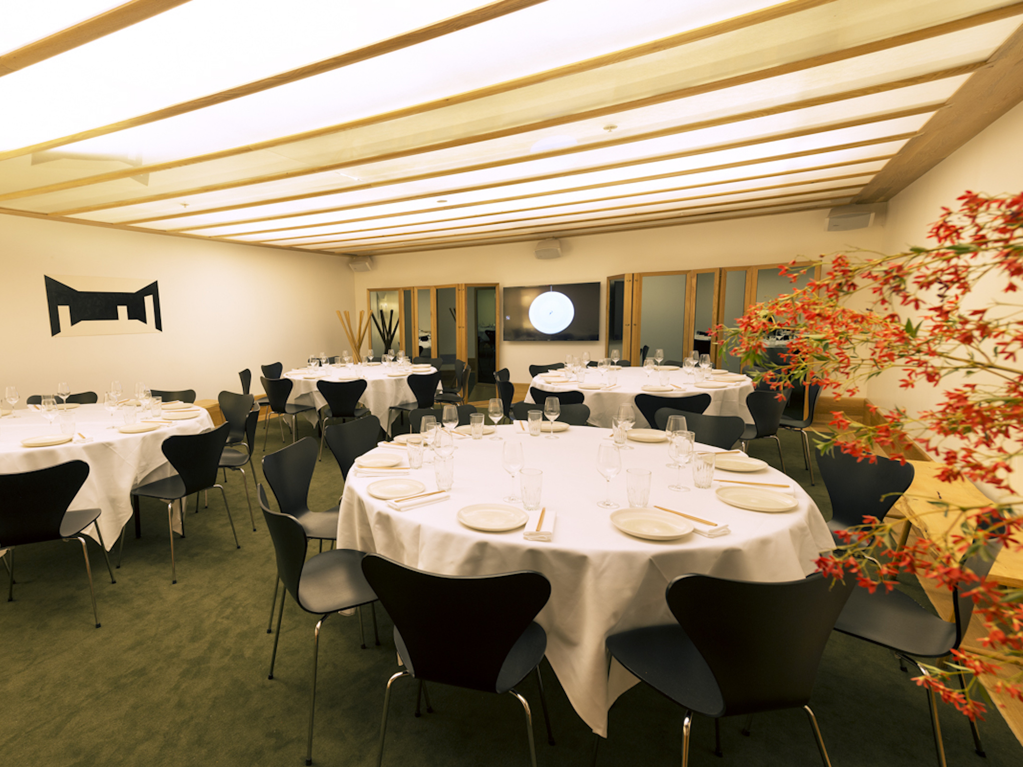 The best private dining rooms in melbourne for Best private dining rooms in melbourne