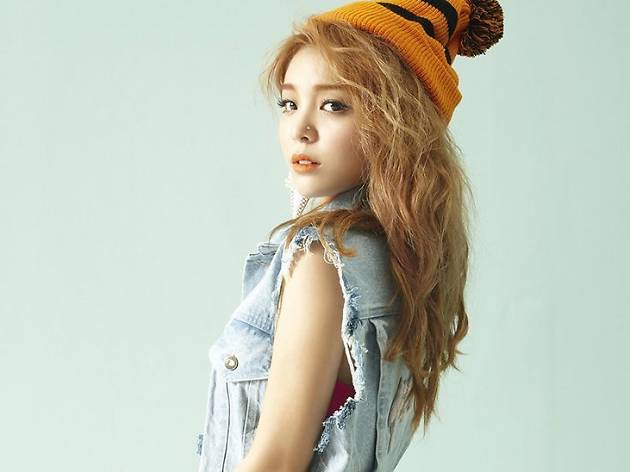 Ailee K-pop singer