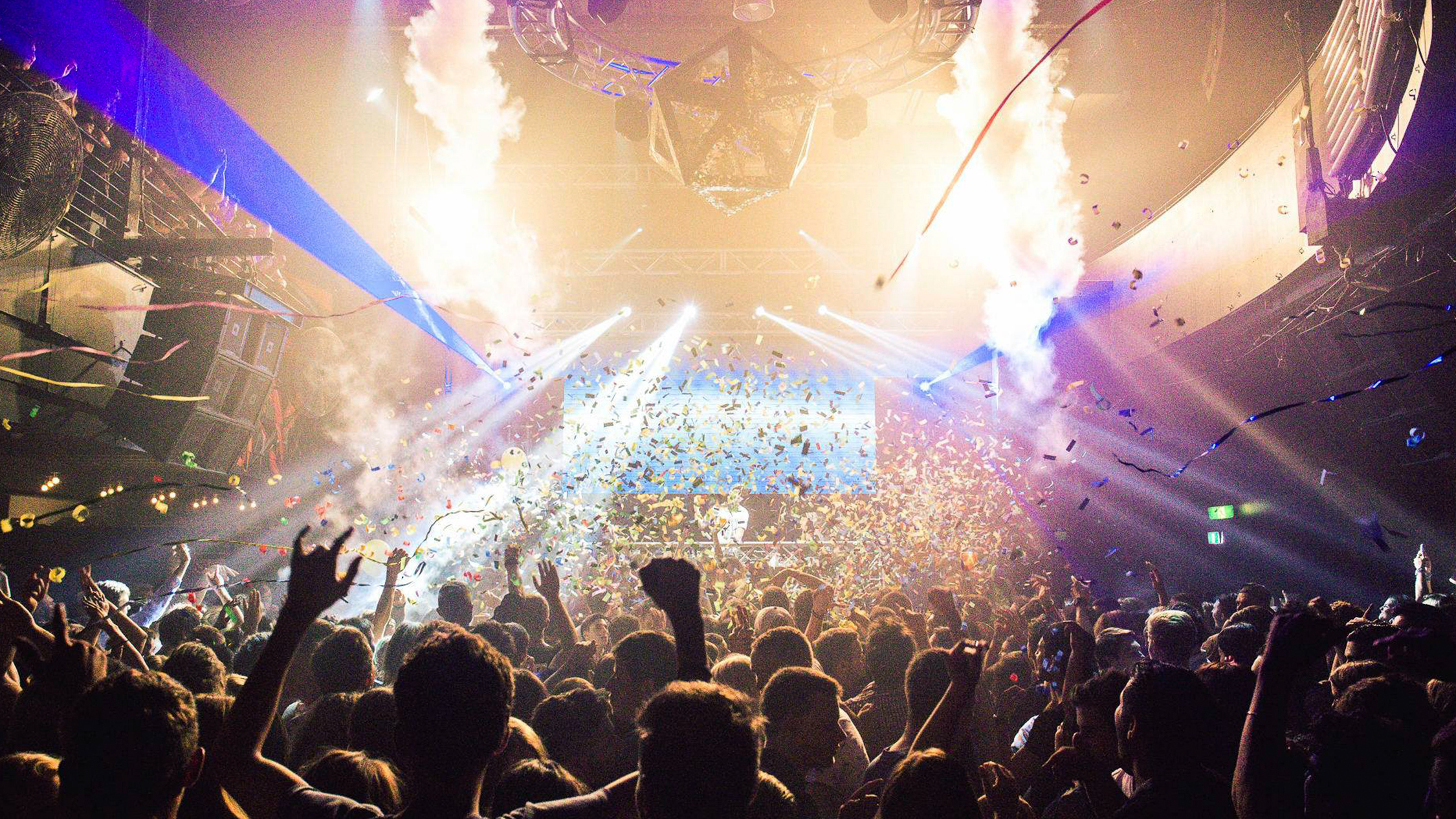 The best clubs in Sydney