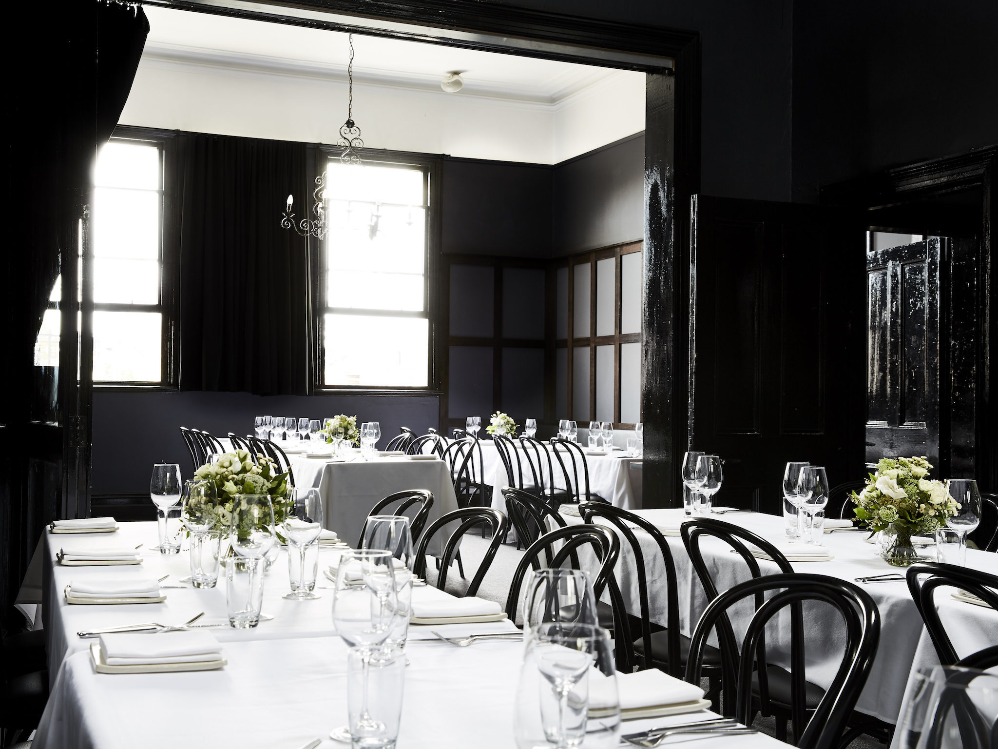 The best private dining rooms in melbourne dzzzfo