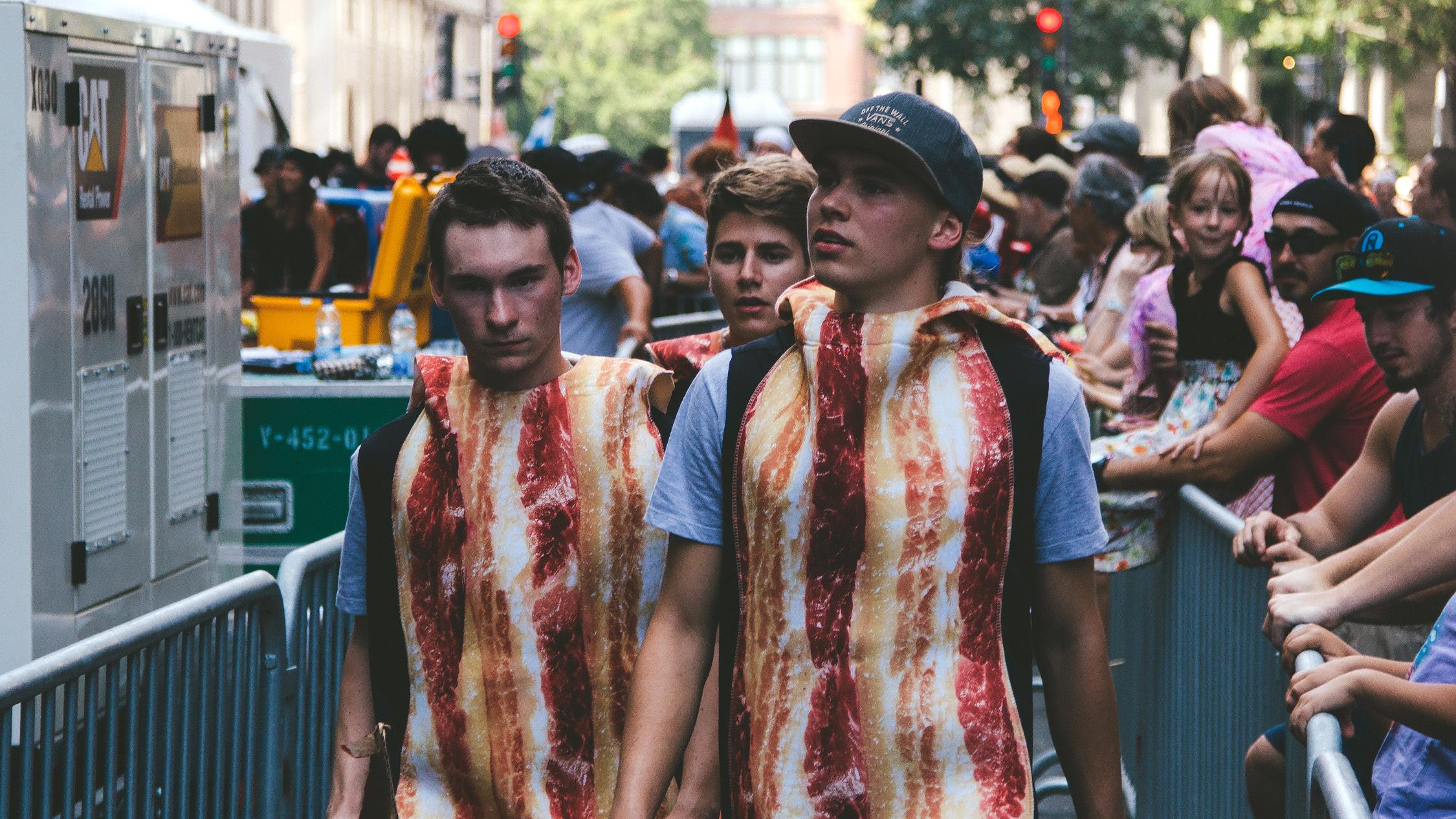 Cuckoo Callay presents Baconfest III