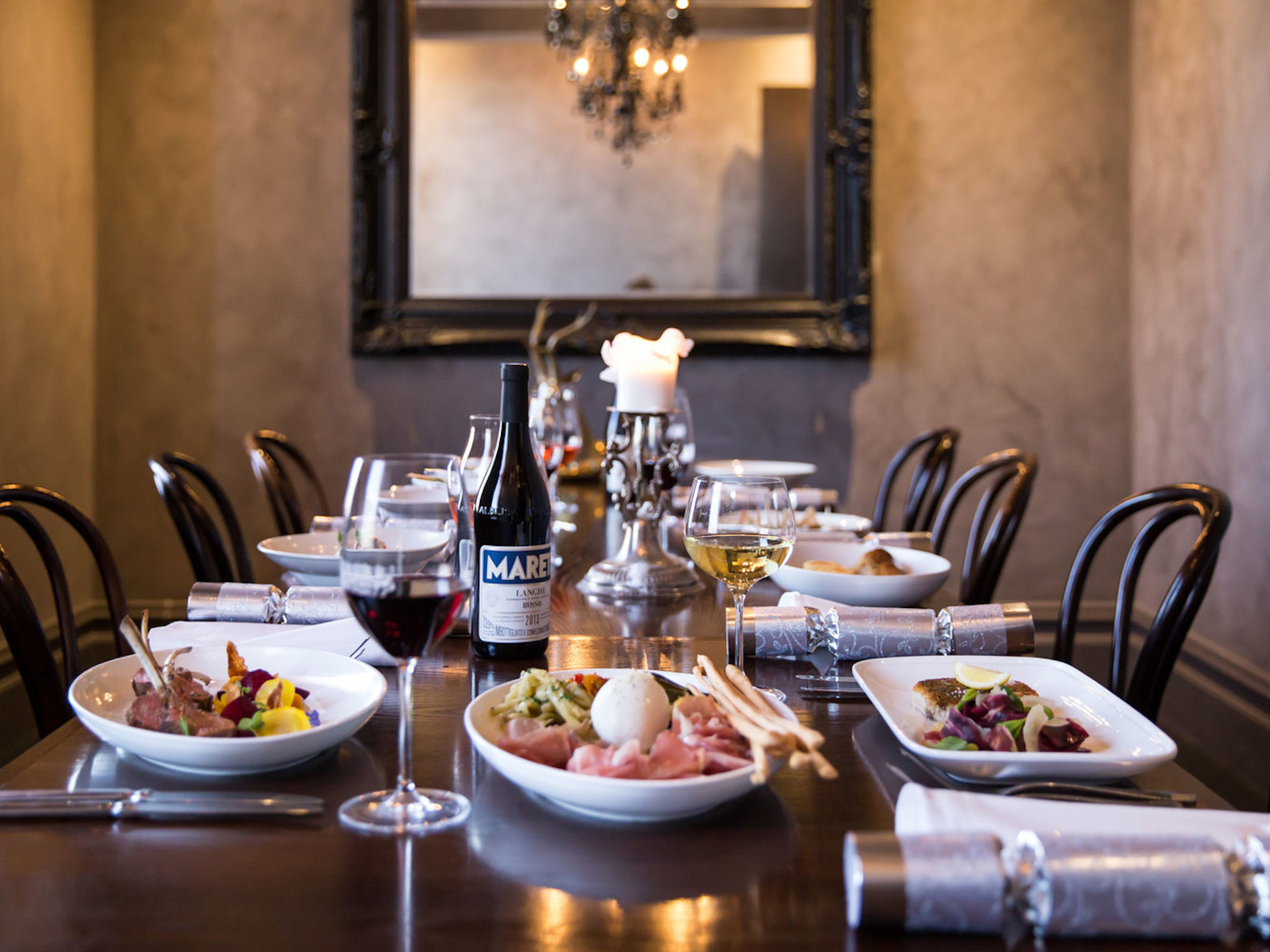 The best private dining rooms in melbourne for Dining room 211 melbourne