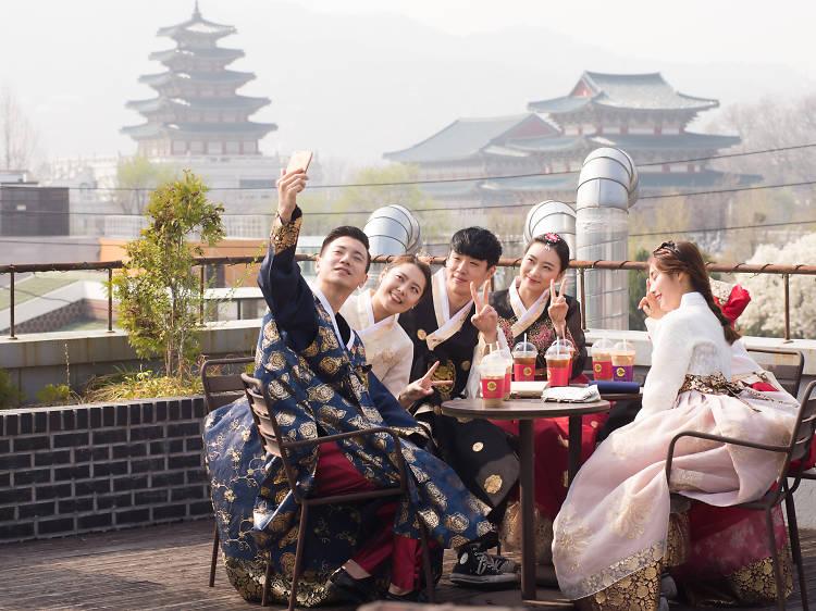 Visit some of Seoul's oldest sites
