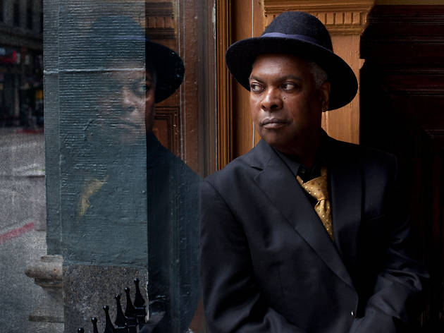 Booker T Jones presents The Stax Revue
