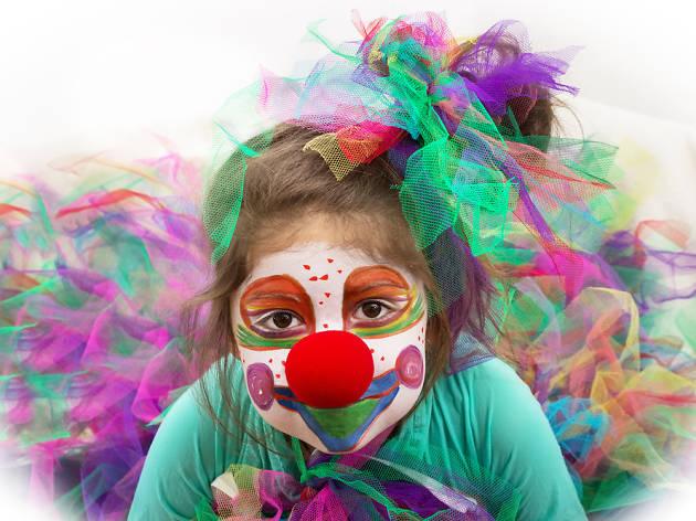 Carnaval als barris de Girona 2017