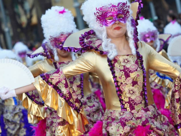 Carnaval de Platja d'Aro 2017