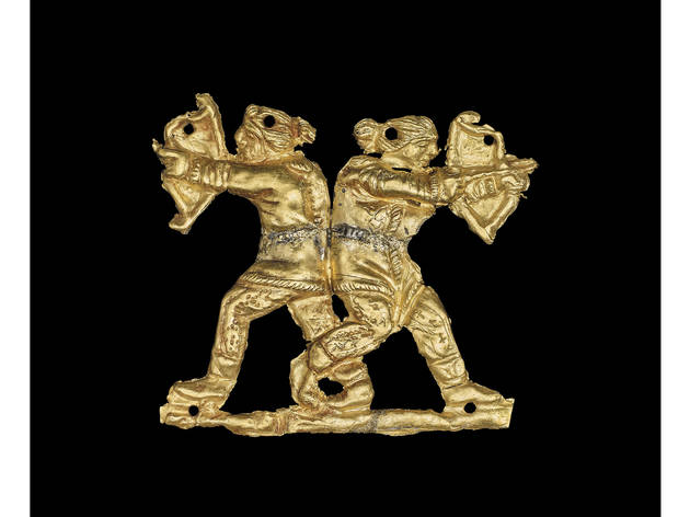 Treasures of the Scythians