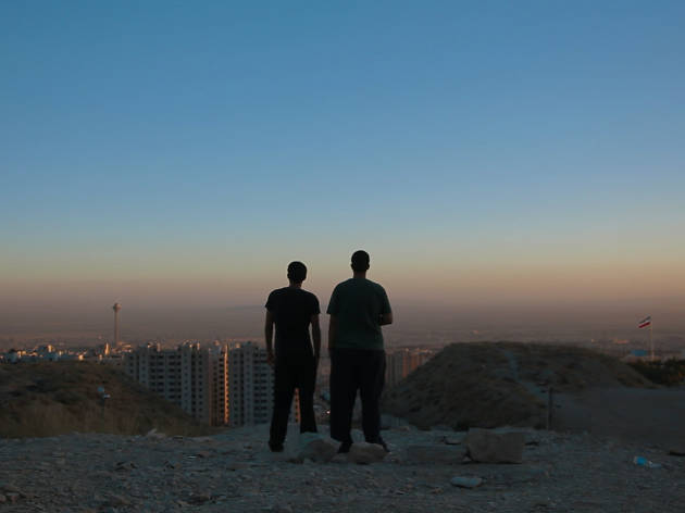Comm.une Cinema: 'Raving Iran'