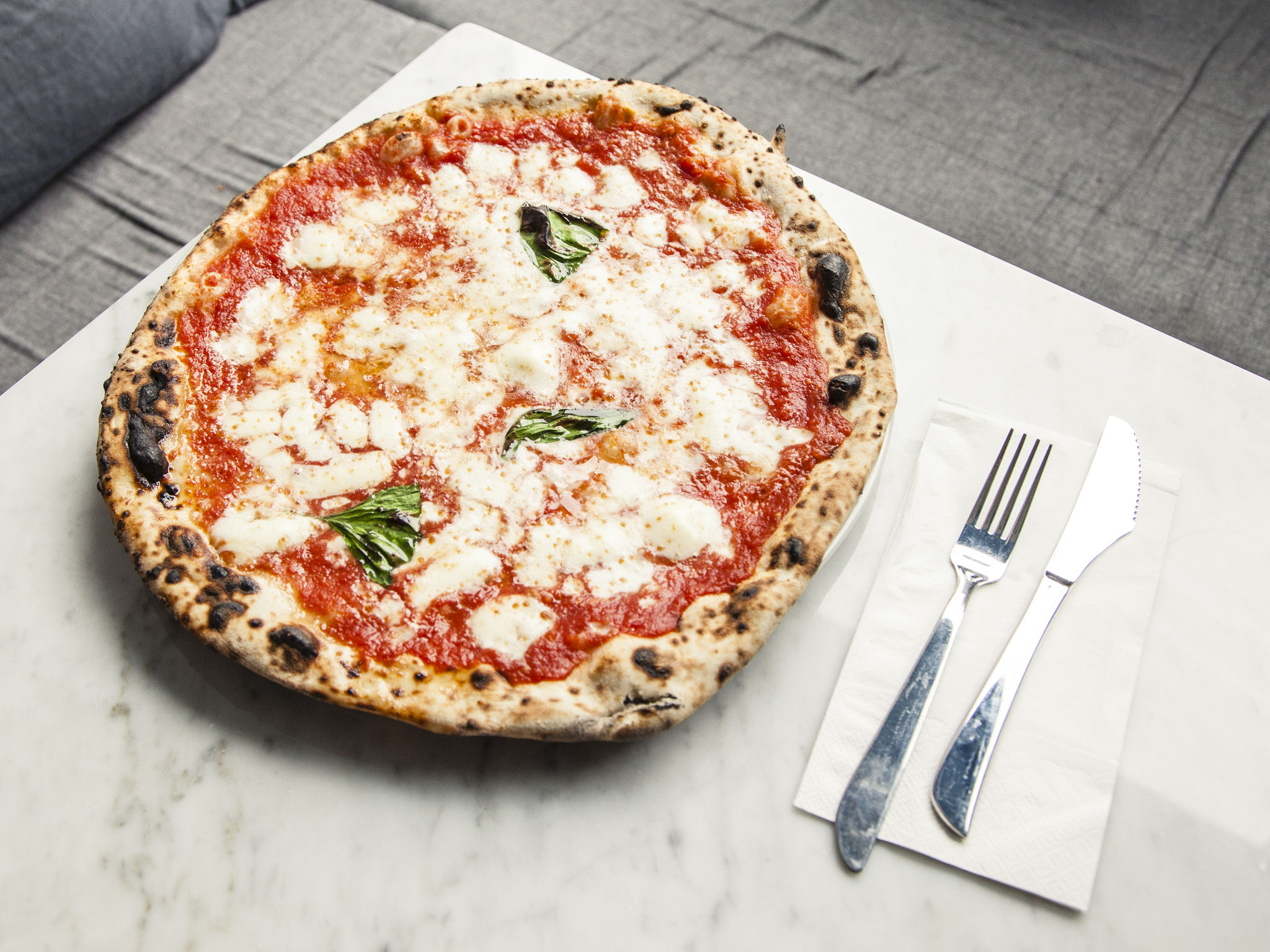 Eat: L'Antica Pizzeria da Michele