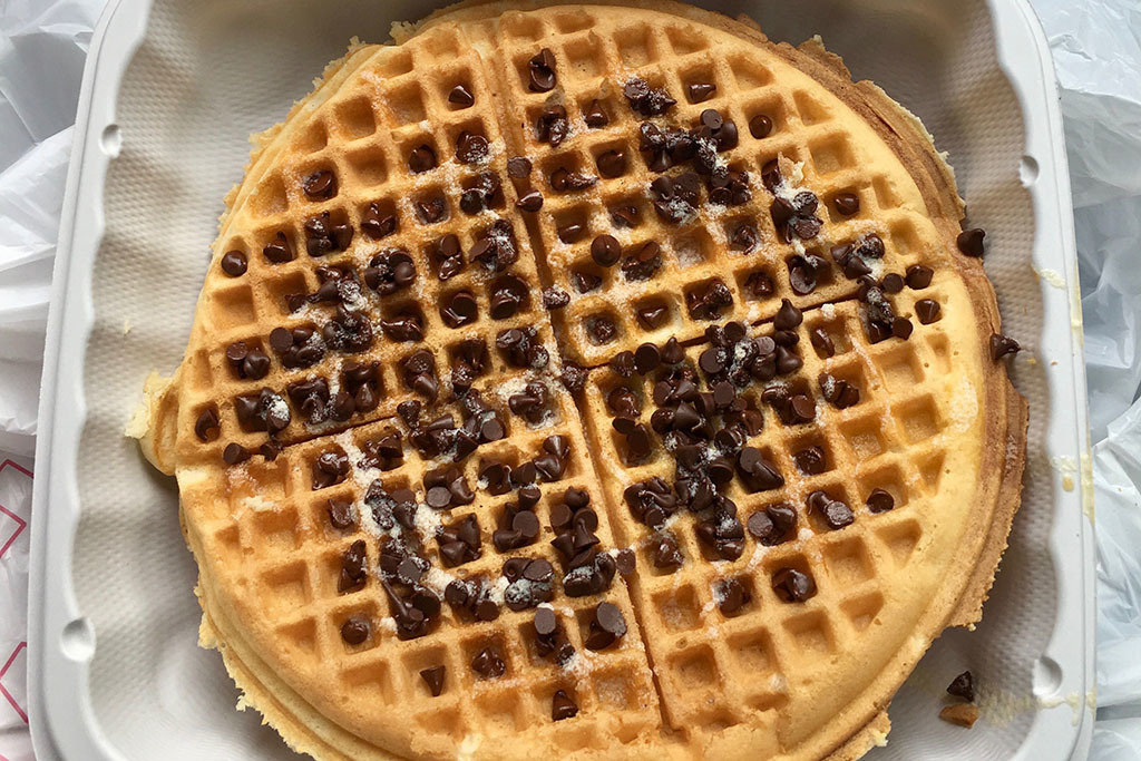 Lincoln's Waffle Shop