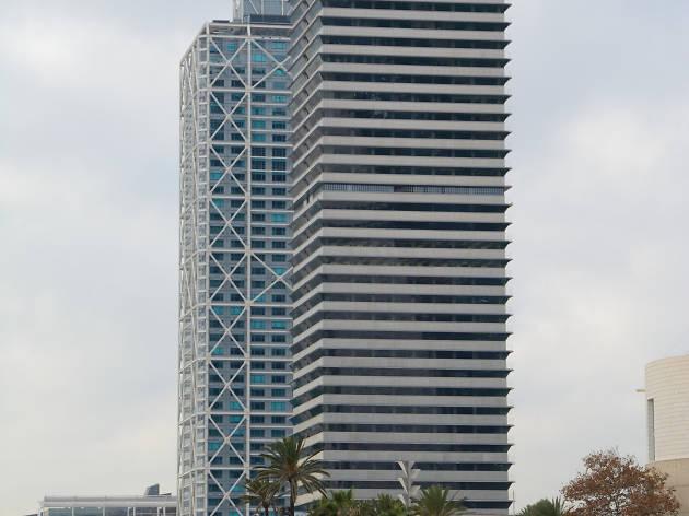 Hotel Arts i Torre Mapfre