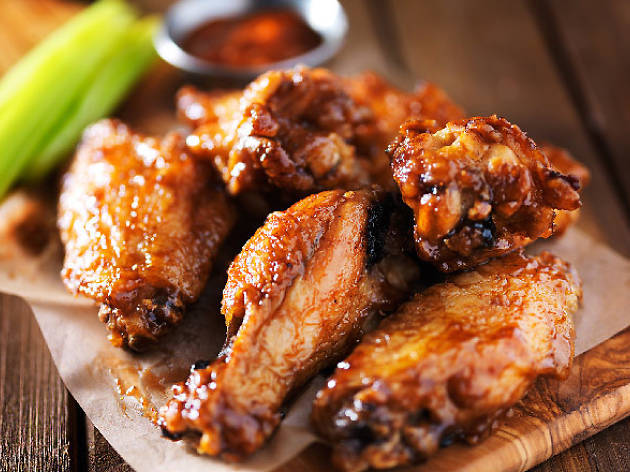 Get messy at this giant wings festival over the next three weekends
