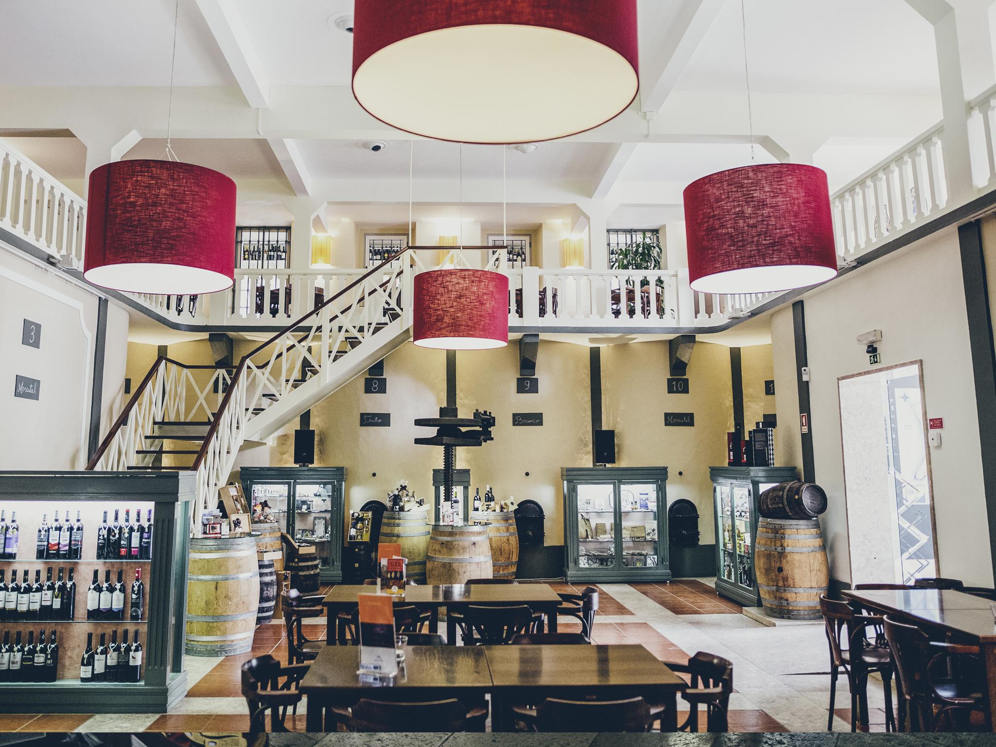 Visite a Casa Mãe da Rota dos Vinhos