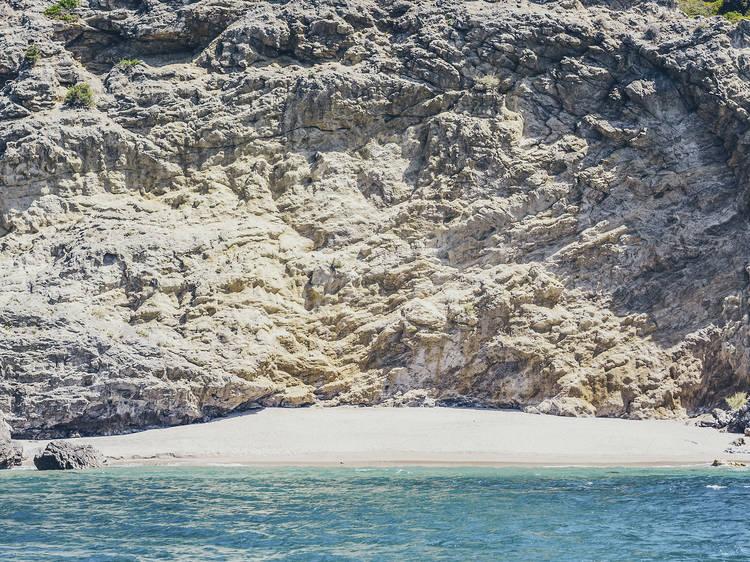 Praia do Penedo (Praia do Inferno)