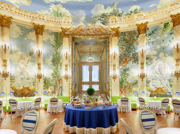 The Pierre hotel, NYC
