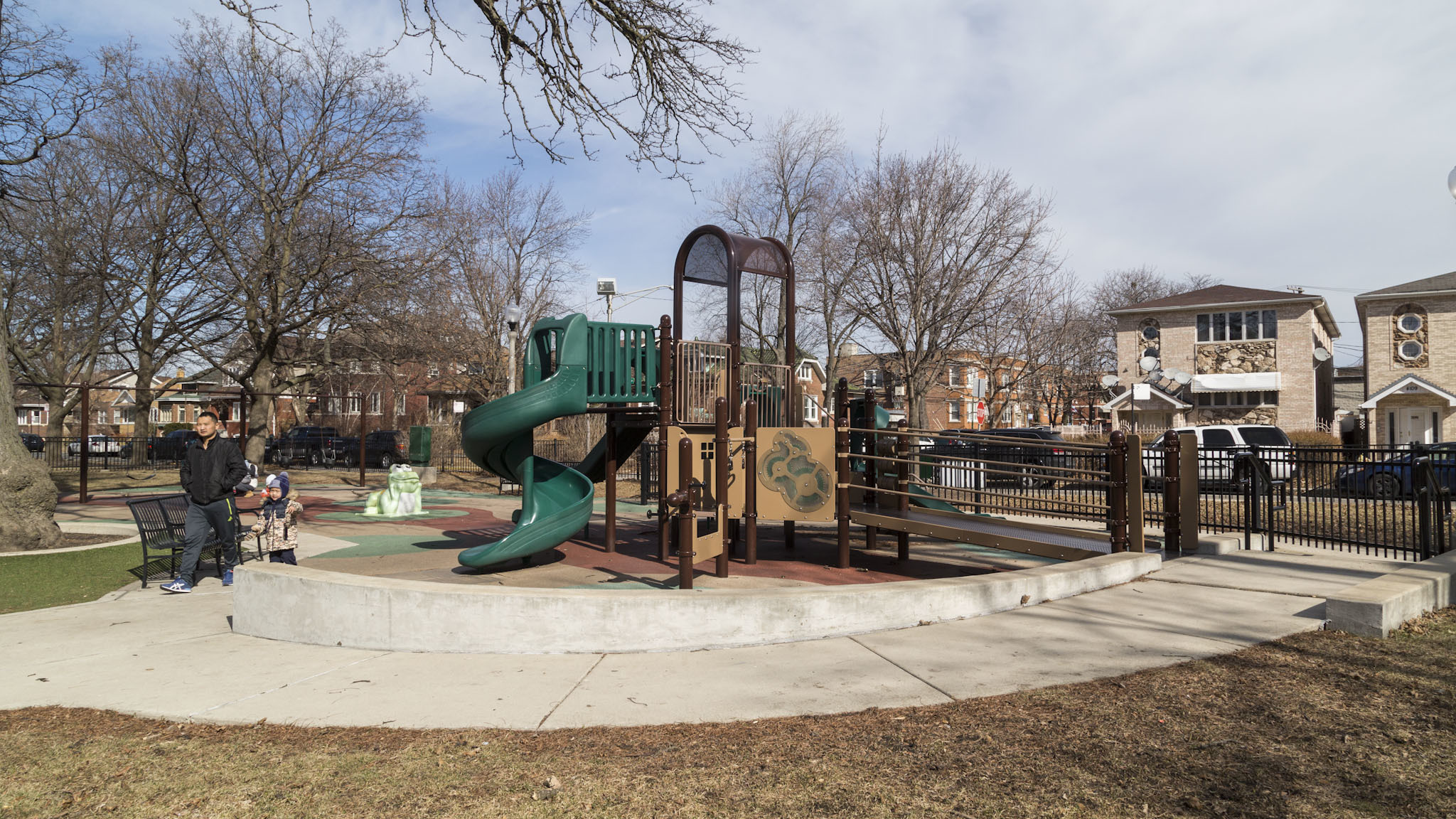 Dickinson Park Playlot