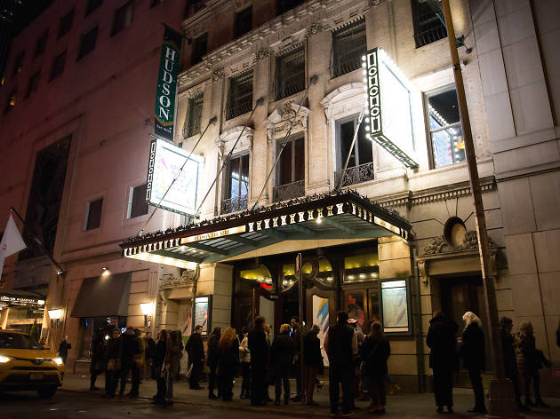 Check out these great photos of Broadway's newest theater, only 114 years old