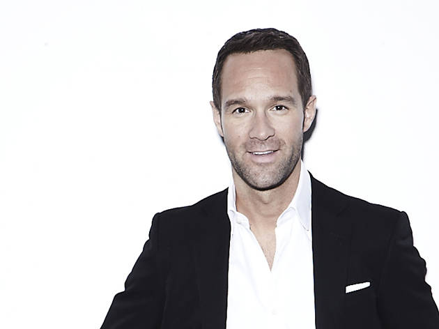 Chris Diamantopoulos will play doctor with Sara Bareilles in Broadway's Waitress
