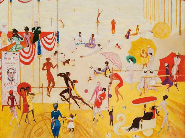 """Florine Stettheimer: Painting Poetry"""