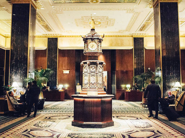 Remember the Waldorf-Astoria before it closes Wednesday with these stunning photos
