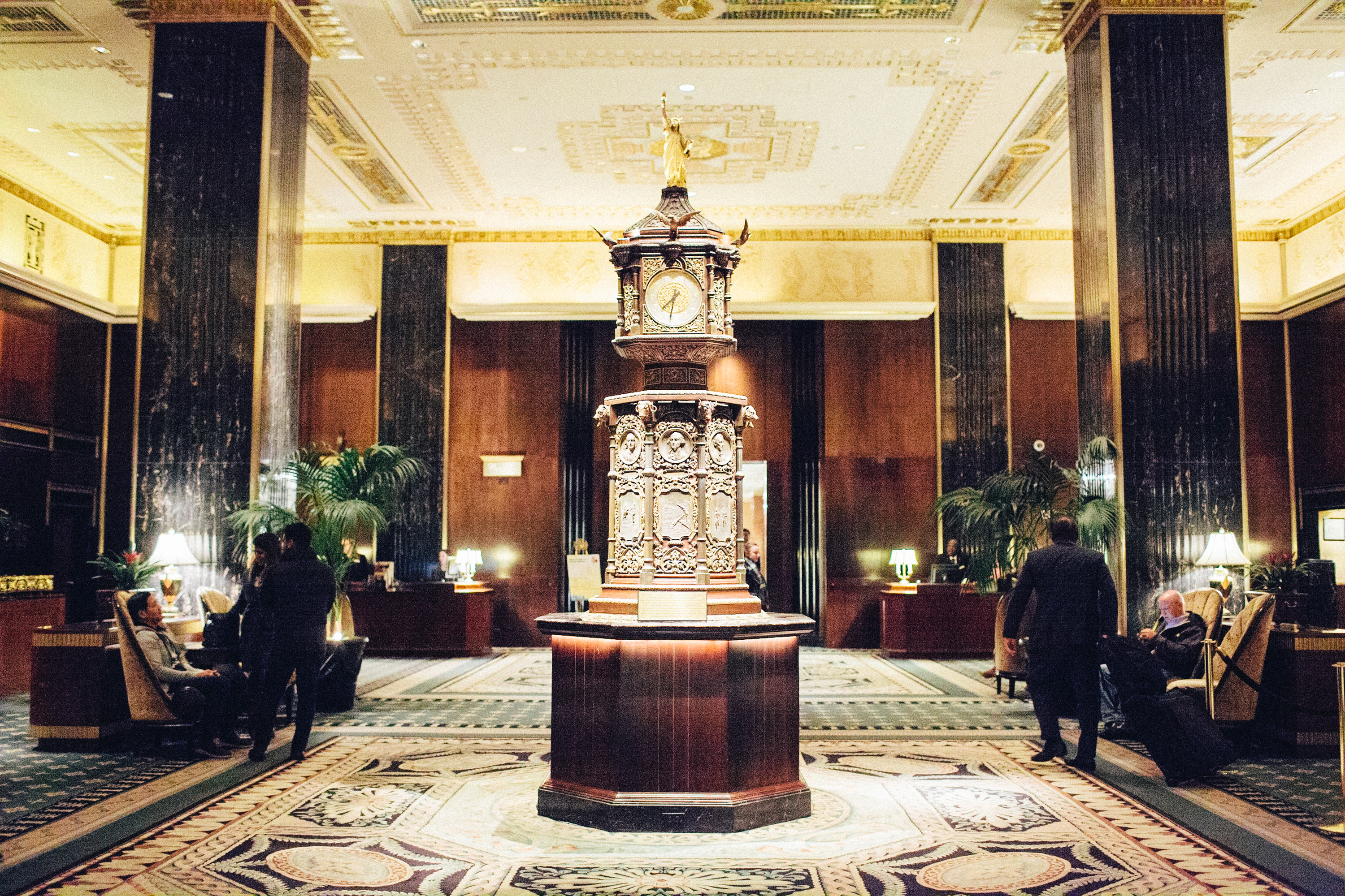 A look back at the Waldorf-Astoria