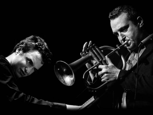 Igor Géhénot Quartet (Foto: Cortesía CENART / Eurojazz 2017)