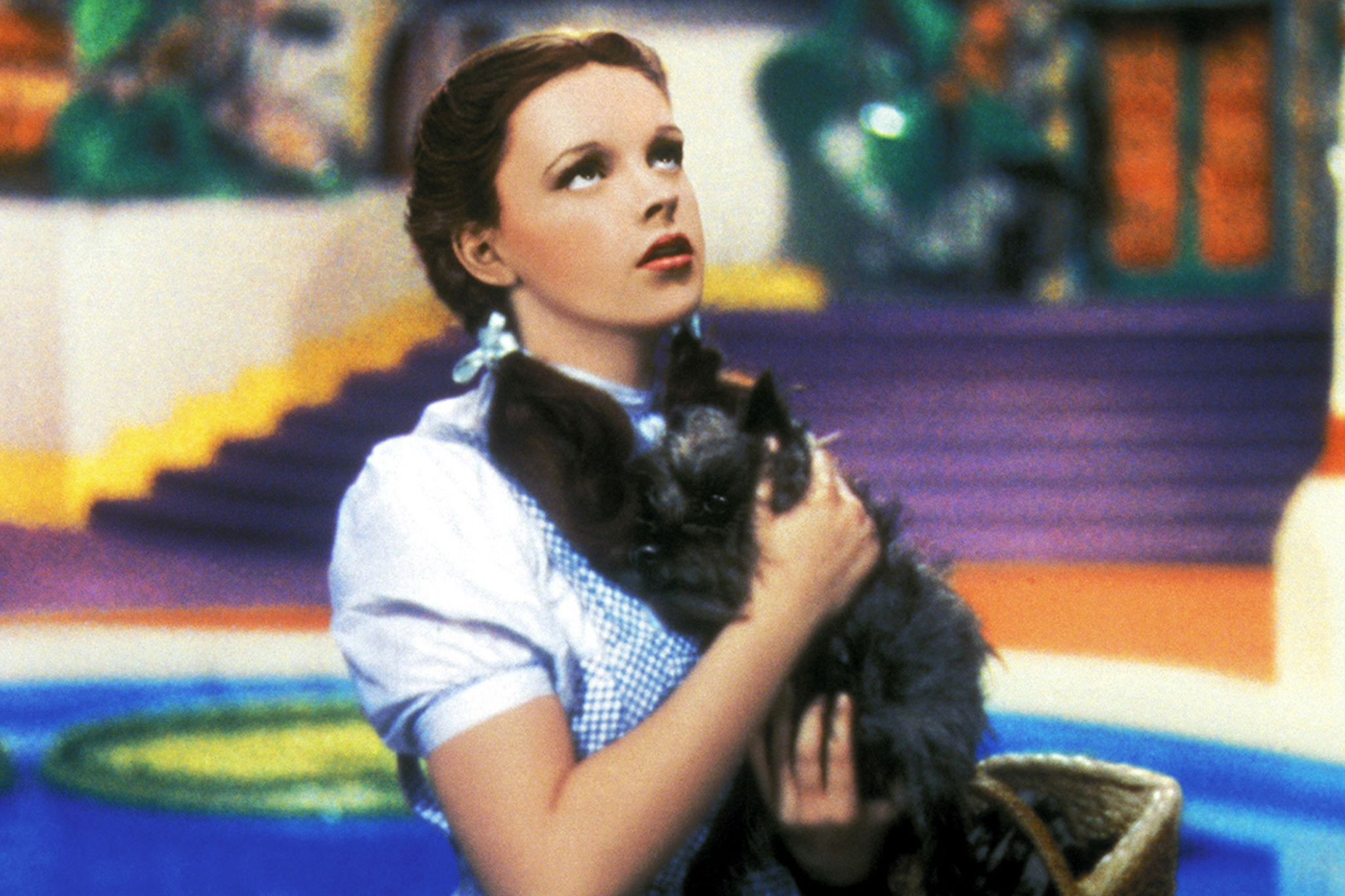The Wizard of Oz's Judy Garland