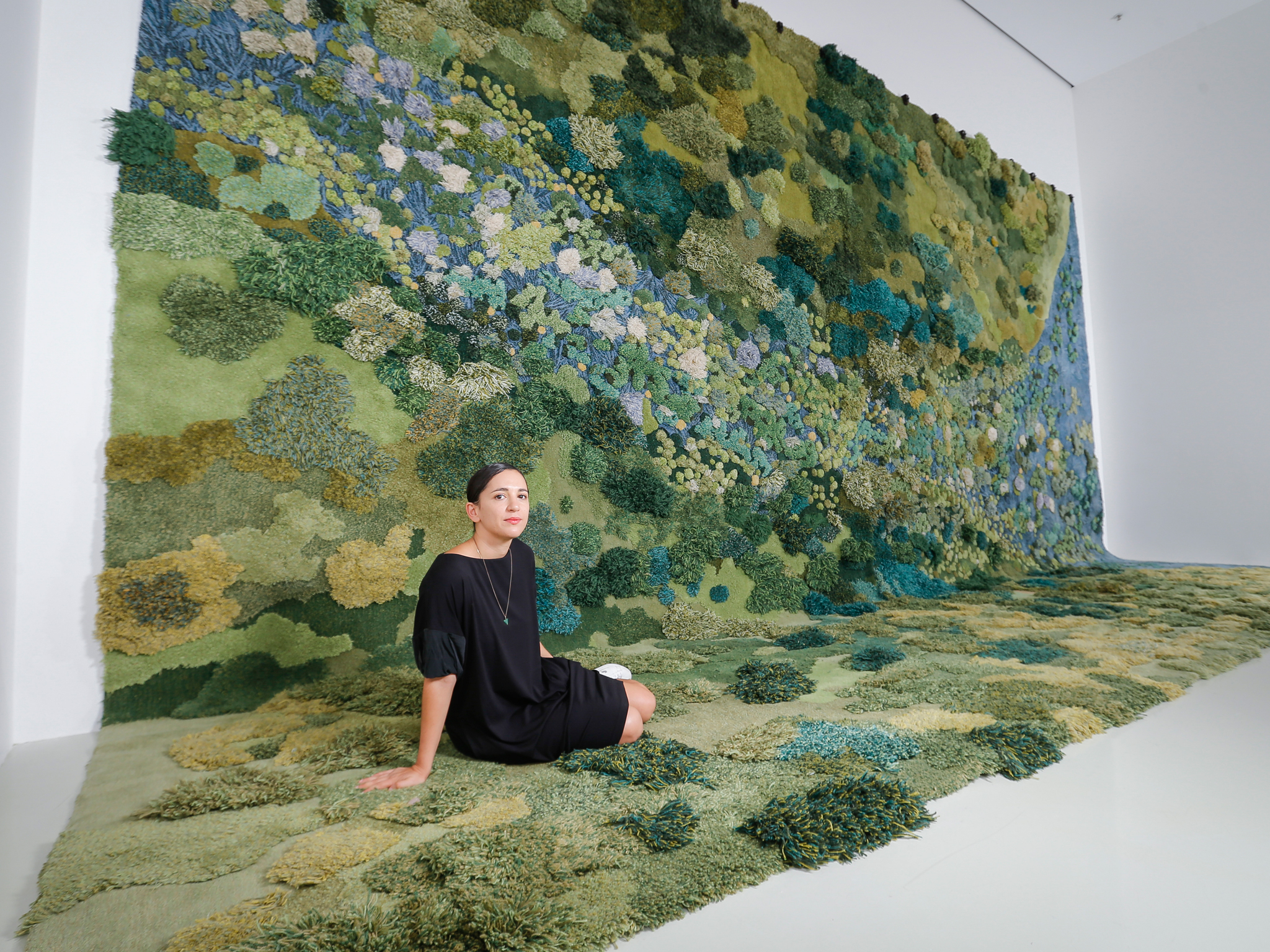 Behind the scenes of the NGV Triennial