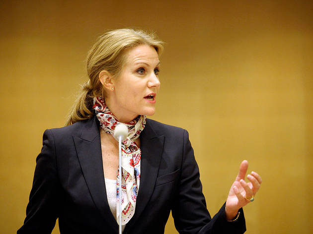 Helle Thorning-Schmidt: On Courage and Power