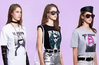 Arissa X pop-up shop