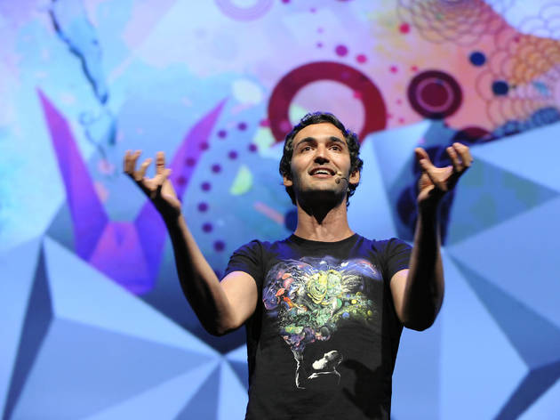 Jason Silva: Awestruck