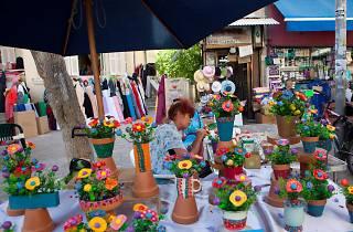 Nahalat Binyamin Arts and Crafts Fair