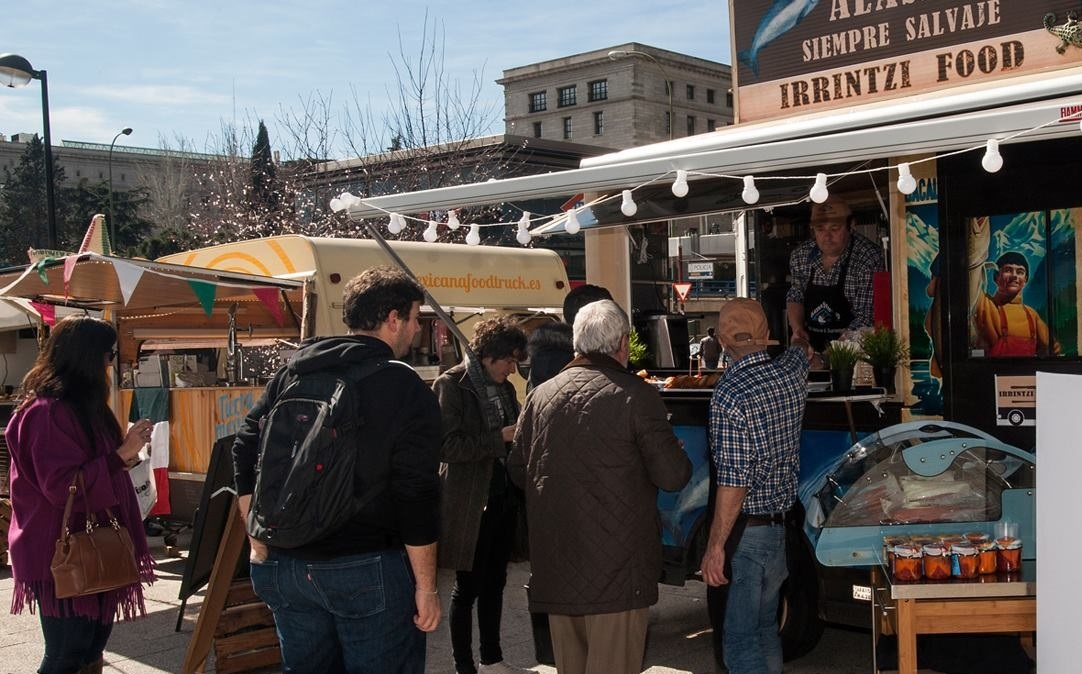 Expo Food Trucks