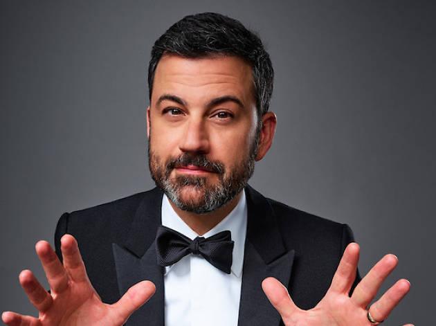 Jimmy Kimmel volta a apresentar os Óscares em 2018