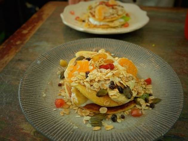 Pancake Sisters