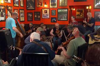 Irish Seisuns at The Burren