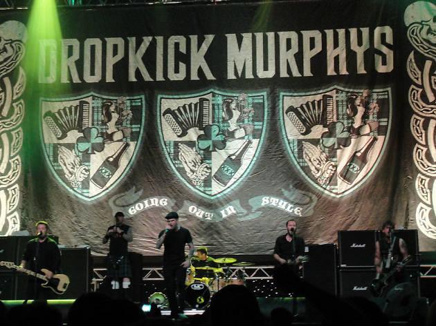 Dropkick Murphys St. Pats Tour