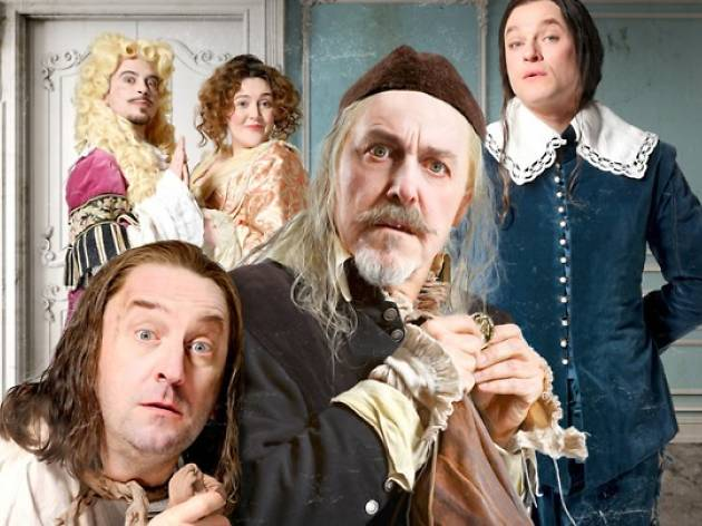'The Miser' at the Garrick Theatre