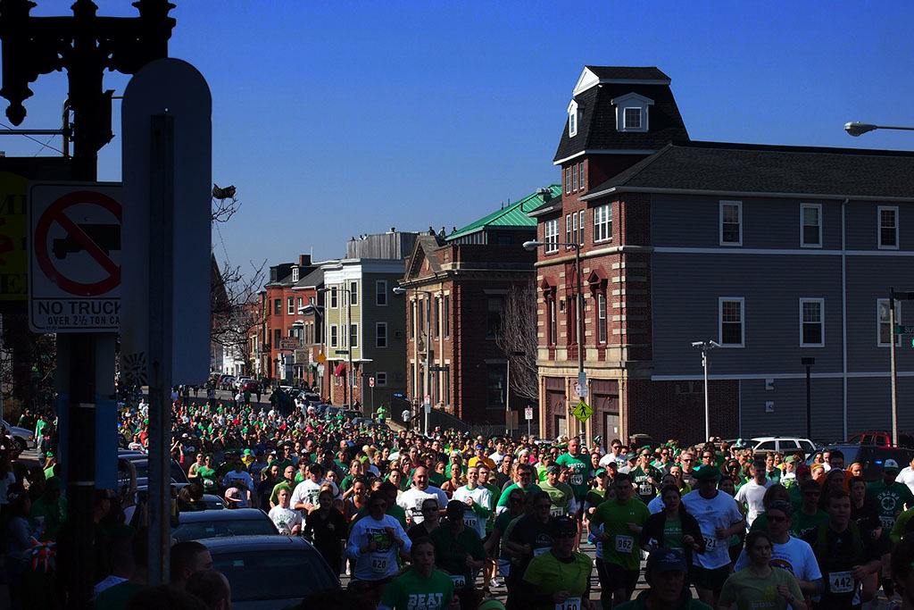 St. Patrick's Day Road Race