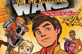 Acker & Blacker's Star Wars: Join the Resistance Book Release Variety Show