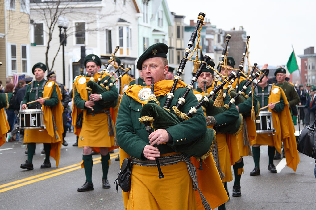The best St. Patrick's Day events in Boston