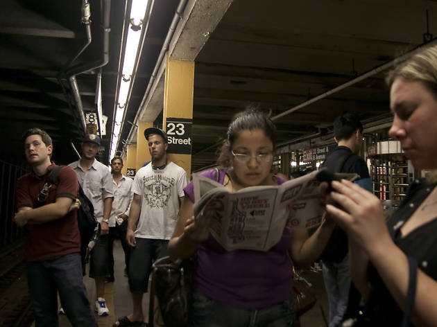 25 thoughts New Yorkers have during their morning commutes