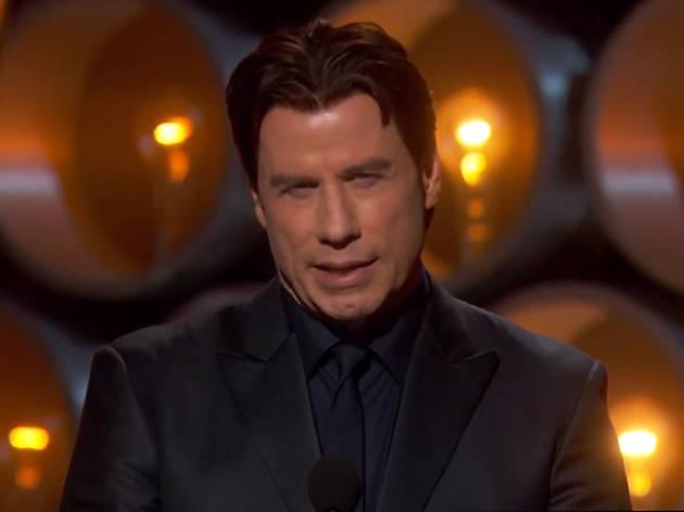 John Travolta em 2014