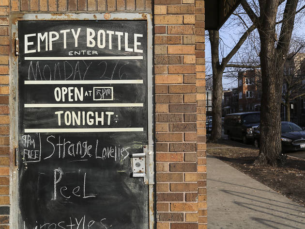 Tales from the Empty Bottle