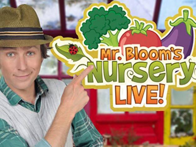 Mr Bloom's Nursery: Live!