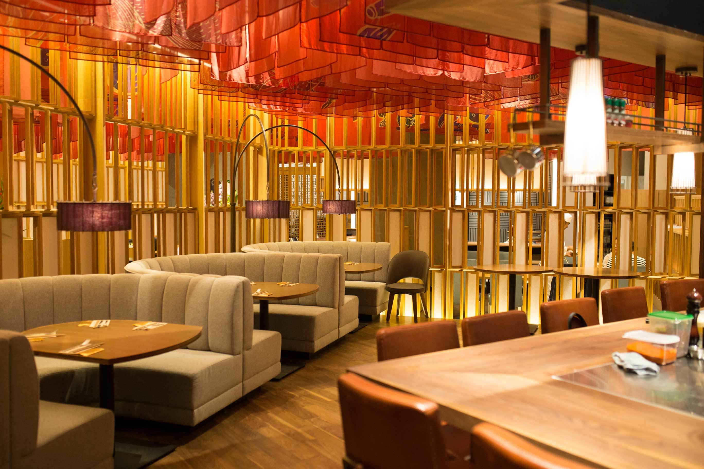 The Tokyo Restaurant